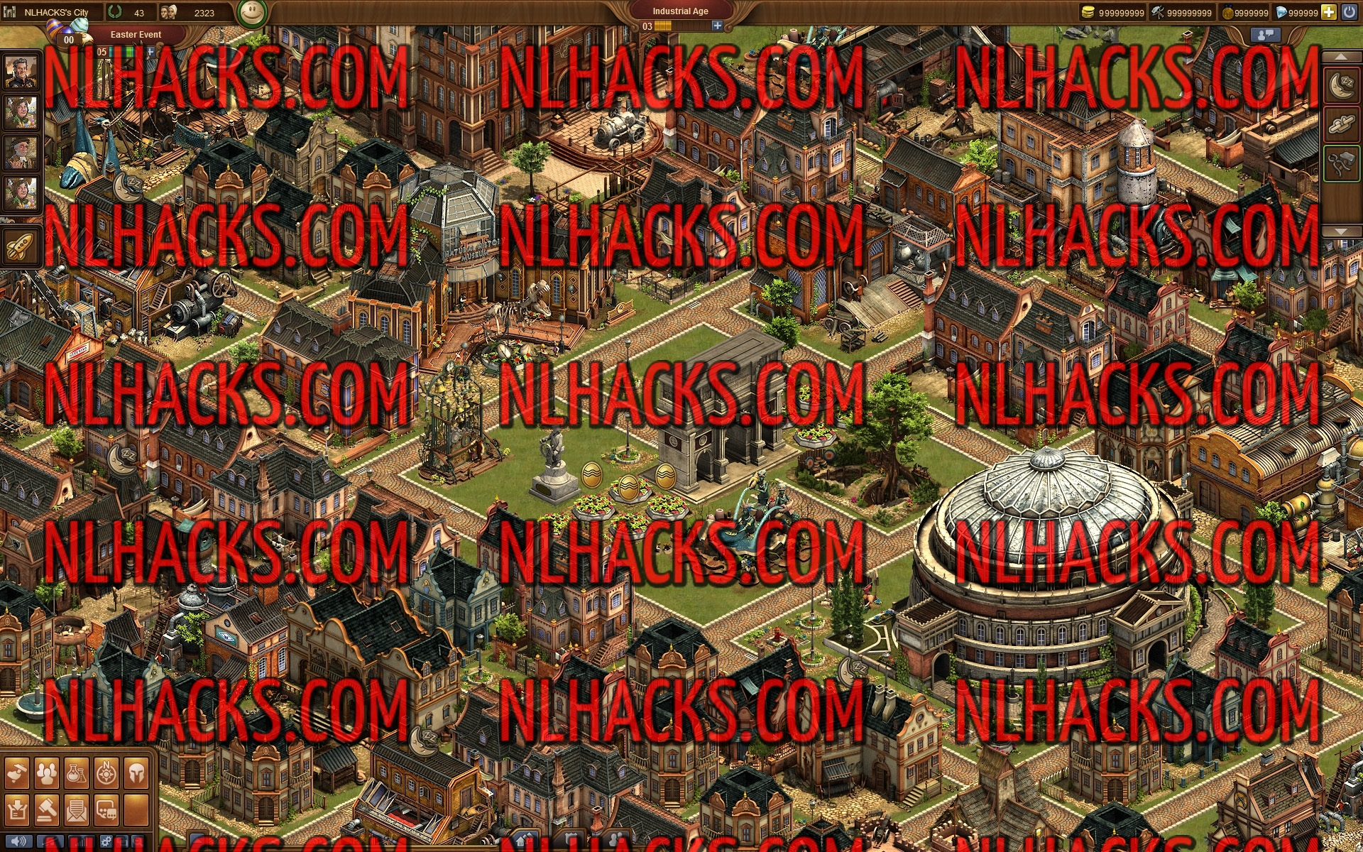Forge of Empires Diamonds Hack