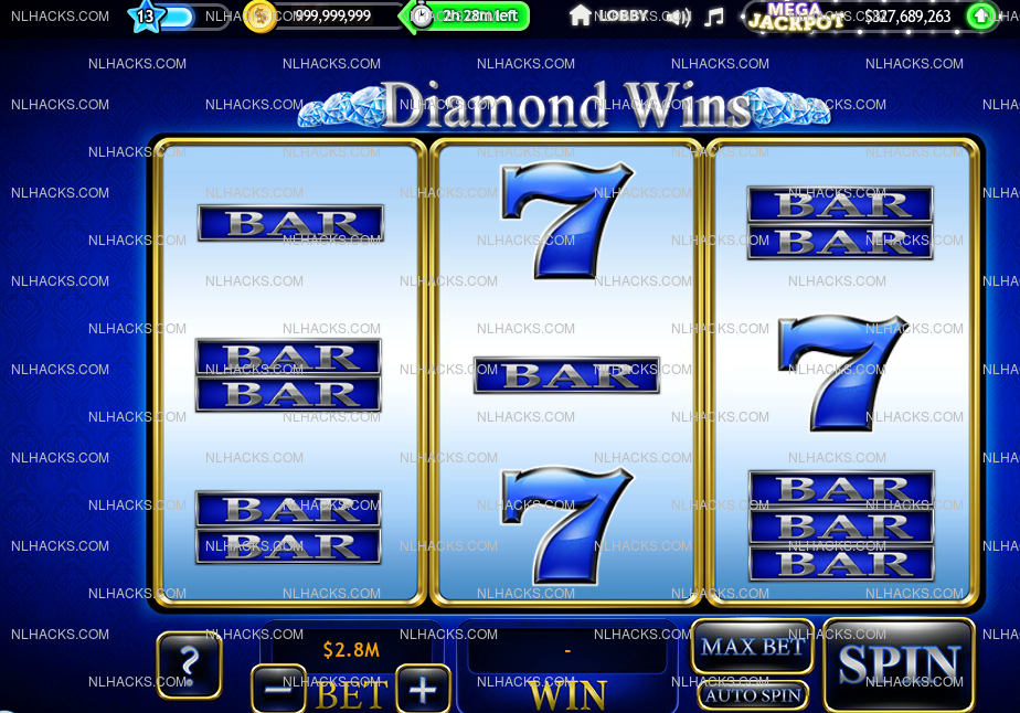 lucky slots game hack