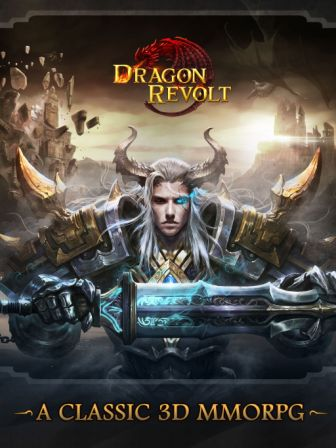 Dragon Revolt Classic MMORPG  Hack Unlimited Diamonds and Silver