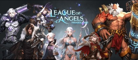 League of Angels Paradise Land Hack Get Infinity Diamonds and Gold