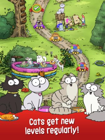 Simon's Cat Crunch Time Hack Get Infinity Coins and Moves