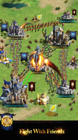 Rise of the Kings Cheats Hack Unlimited Gems